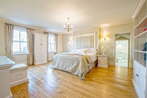 bedroom interior of House photography Formby